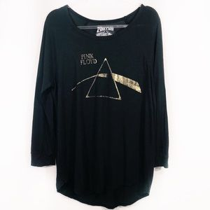 LUCKY BRAND x Pink Floyd | oversized graphic tee L
